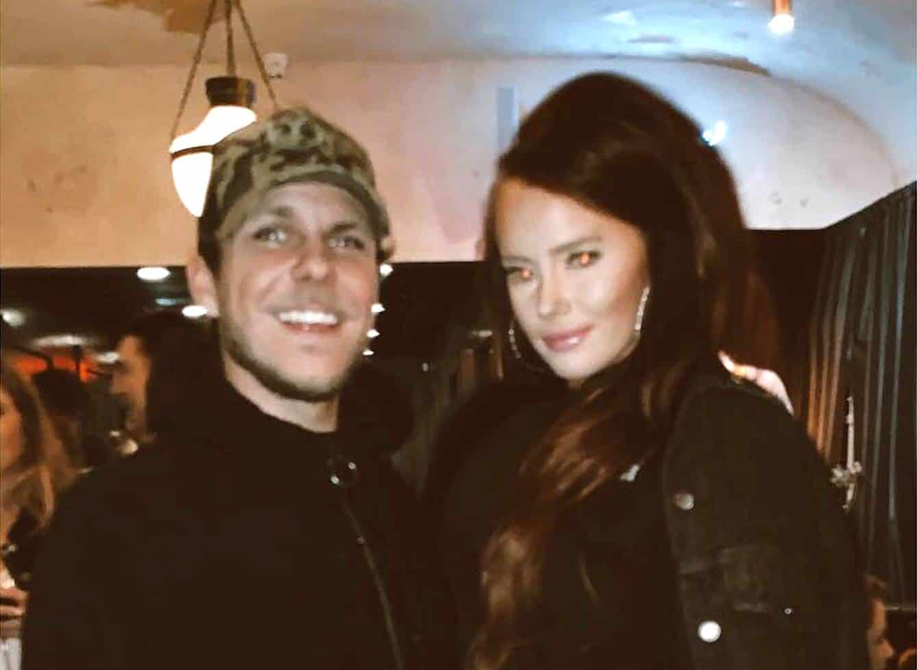 REPORT: Southern Charm Star Kathryn Dennis and Hunter Price Have Broken Up, Plus She Prompts Engagement Rumors With Ring Photo