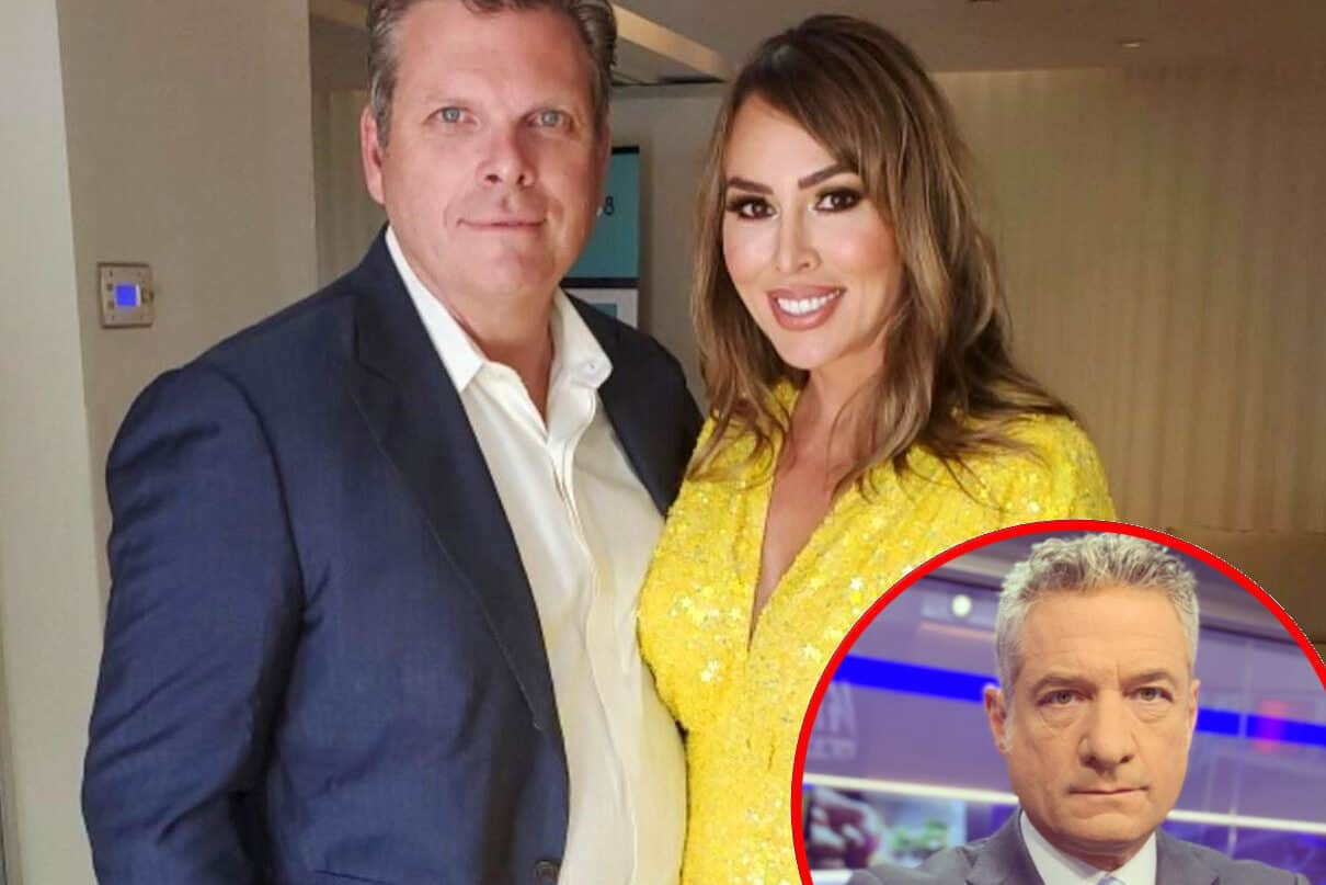"""RHOC's Kelly Dodd Slams 'A-Hole' Boyfriend Brian Reagan and Says They're Done """"For Good,"""" Reveals She's Now Dating Fox News Reporter Rick Leventhal"""