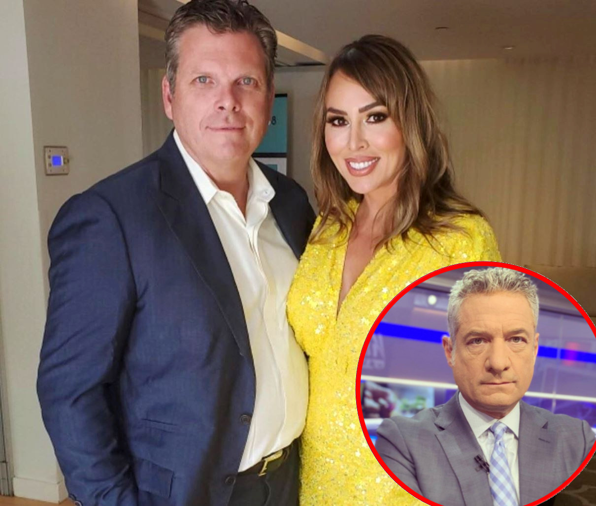 "RHOC's Kelly Dodd Slams 'A-Hole' Boyfriend Brian Reagan and Says They're Done ""For Good,"" Reveals She's Now Dating Fox News Reporter Rick Leventhal"