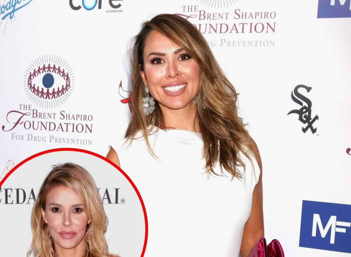 Is Kelly Dodd Upset With Bravo for Airing 'Train' Rumors? Plus Brandi Glanville Slams 'Hypocritical' RHOC Cast Over the Claims