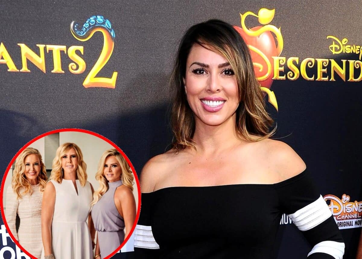 RHOC's Kelly Dodd Calls Out Tamra for Being 'Under Cover' Out to Get Her