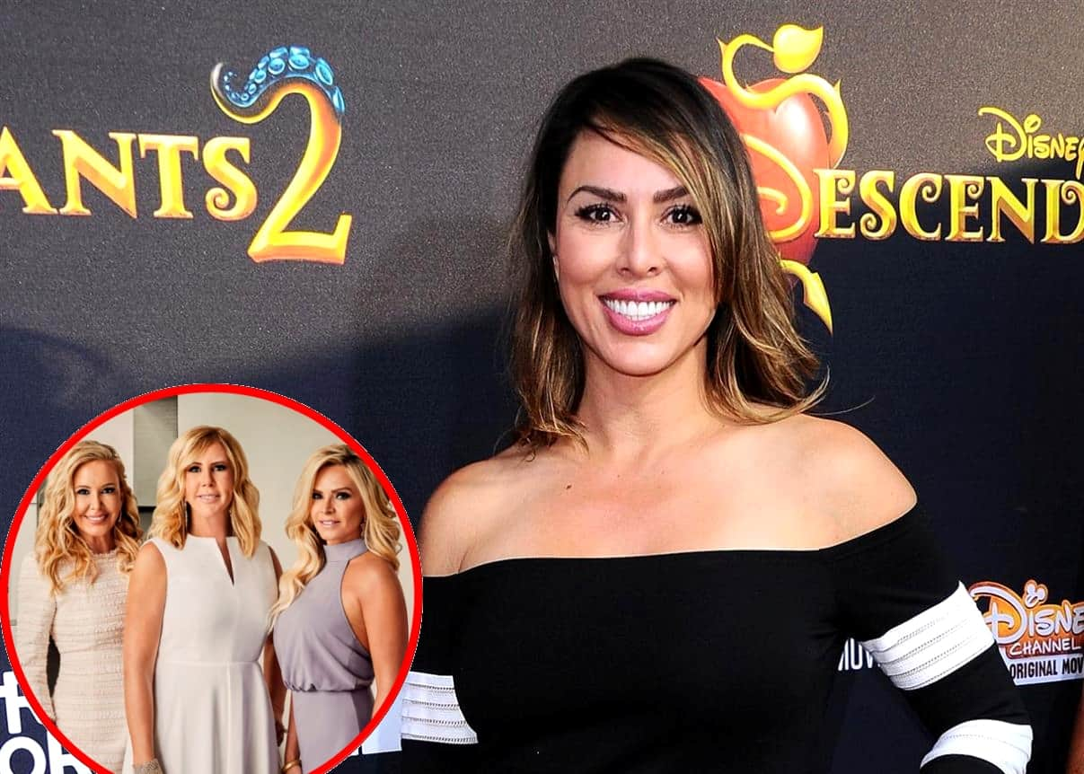 RHOC's Kelly Dodd Says the 'Tres Amigas' are Scared of Being Fired, Reveals Tamra Offered to Throw Vicki Out of Her Party Plus Does She Regret Pig Video?