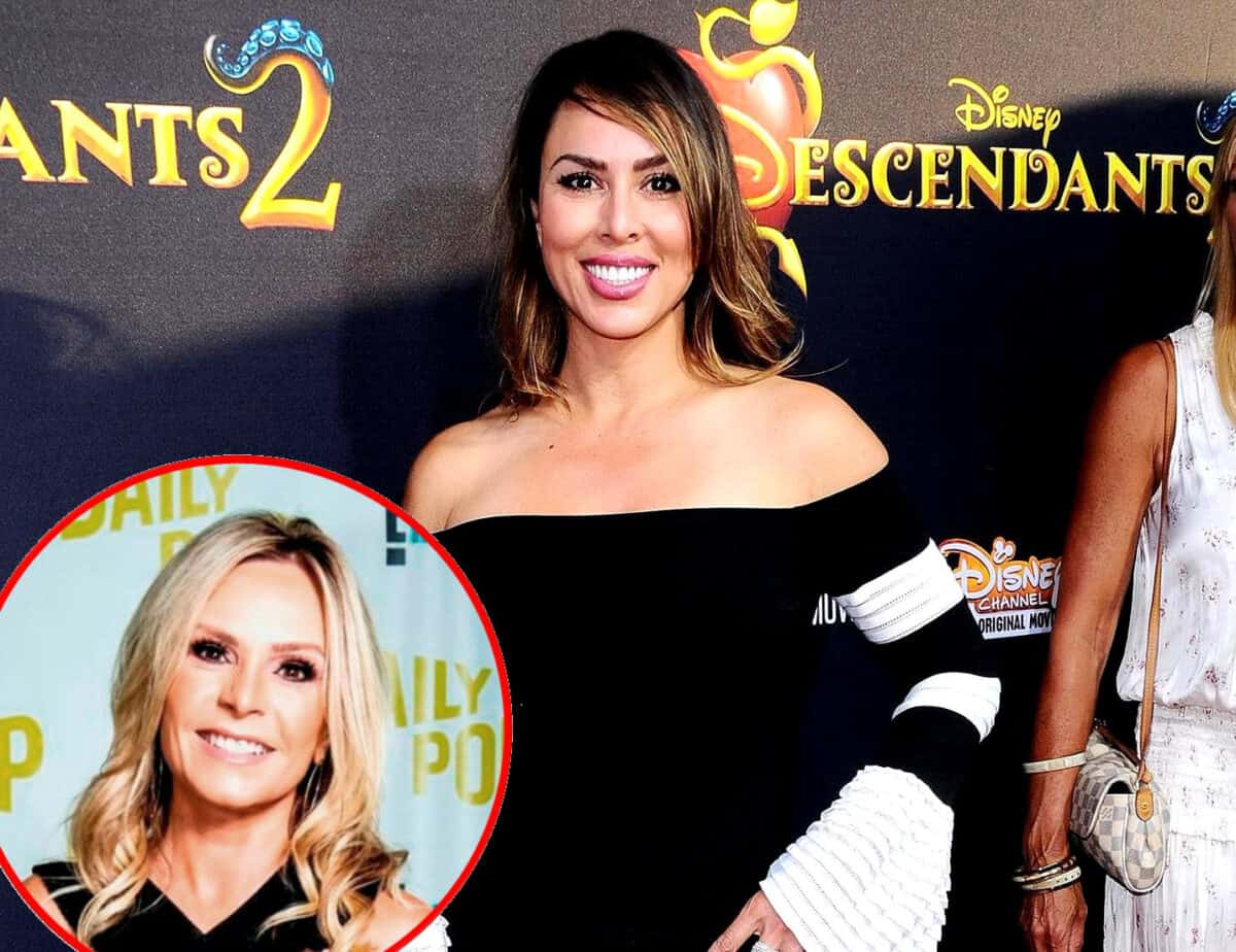 """RHOC Star Kelly Dodd Reveals Who Started the """"Train"""" Rumor and Says Tamra Knew it Wasn't True, Plus Which Housewife Does She Wish Would Come Back?"""