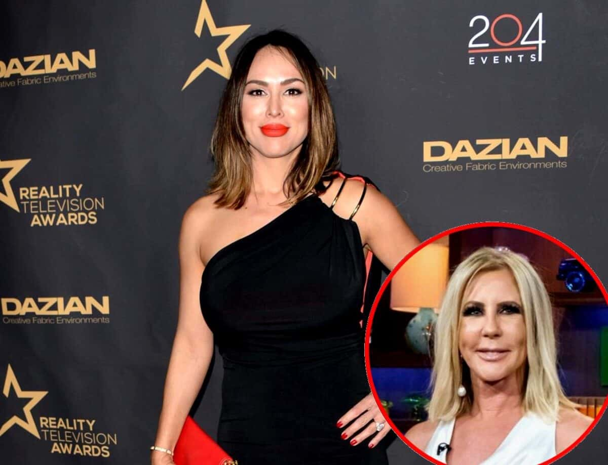 "RHOC Star Kelly Dodd Reveals Why Vicki Gunvalson Was ""Desperate"" to Make Amends With Her and Admits She Sought Therapy to Deal With Their Feud, Plus Live Viewing Thread!"