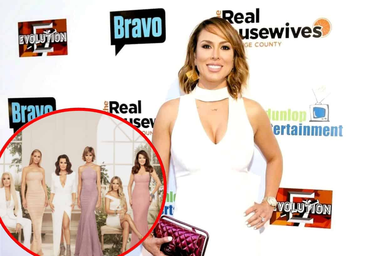 RHOC Star Kelly Dodd Shades the RHOBH Cast! Plus See Before and After Photos of Her New Jawline