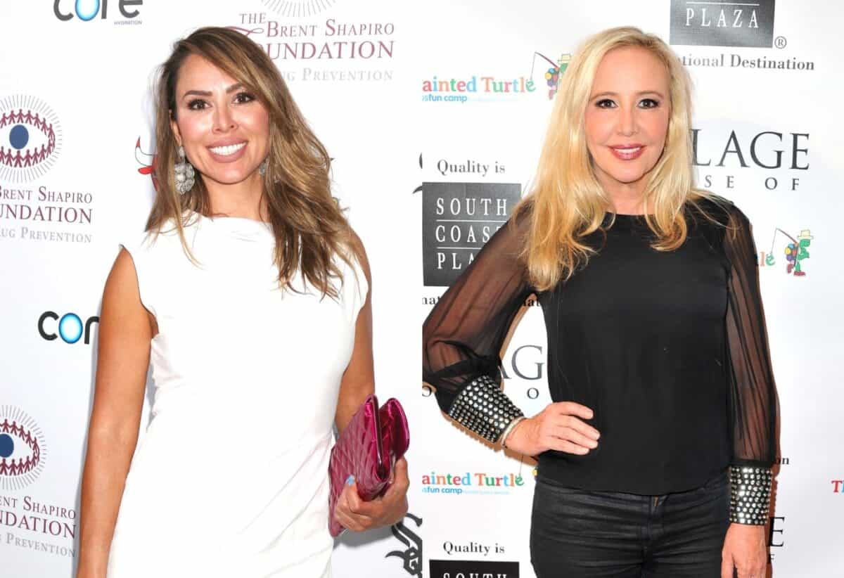 RHOC's Kelly Dodd Accuses Shannon Beador of Hiring a Private Investigator to Dig Up Dirt on Her, See Shannon's Response