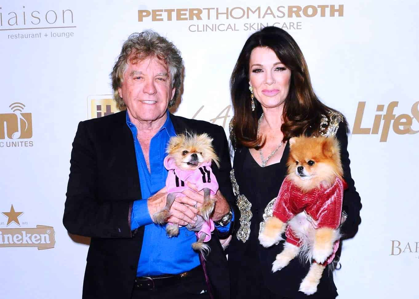 PHOTO: Lisa Vanderpump Shares Sweet Throwback Wedding Photo to Celebrate 37th Anniversary With Husband Ken Todd, Which RHOBH Cast Member Commented?