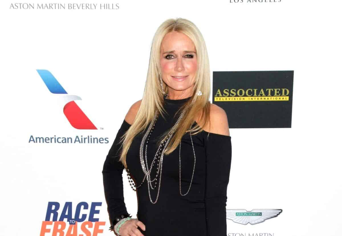 RHOBH Star Kim Richards' Rep Speaks Out Amid Reports of a Downward Spiral and Hospitalization