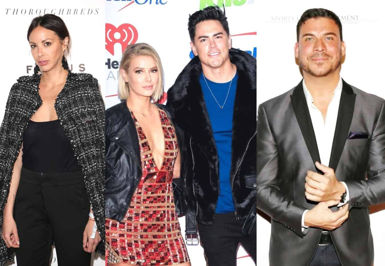 Kristen Doute, Ariana Madix, and Tom Sandoval Unfollow Jax Taylor After Filming Vanderpump Rules Season Eight