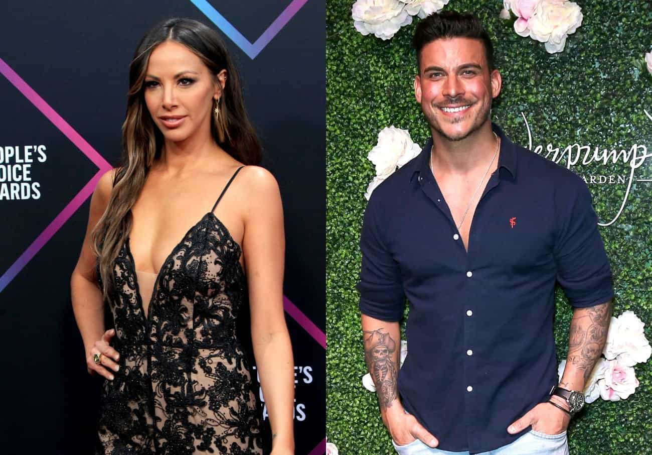 Vanderpump Rules' Kristen Doute Reveals Jax Taylor Blocked Her, Did it Have Anything to Do With His Wedding to Brittany Cartwright?