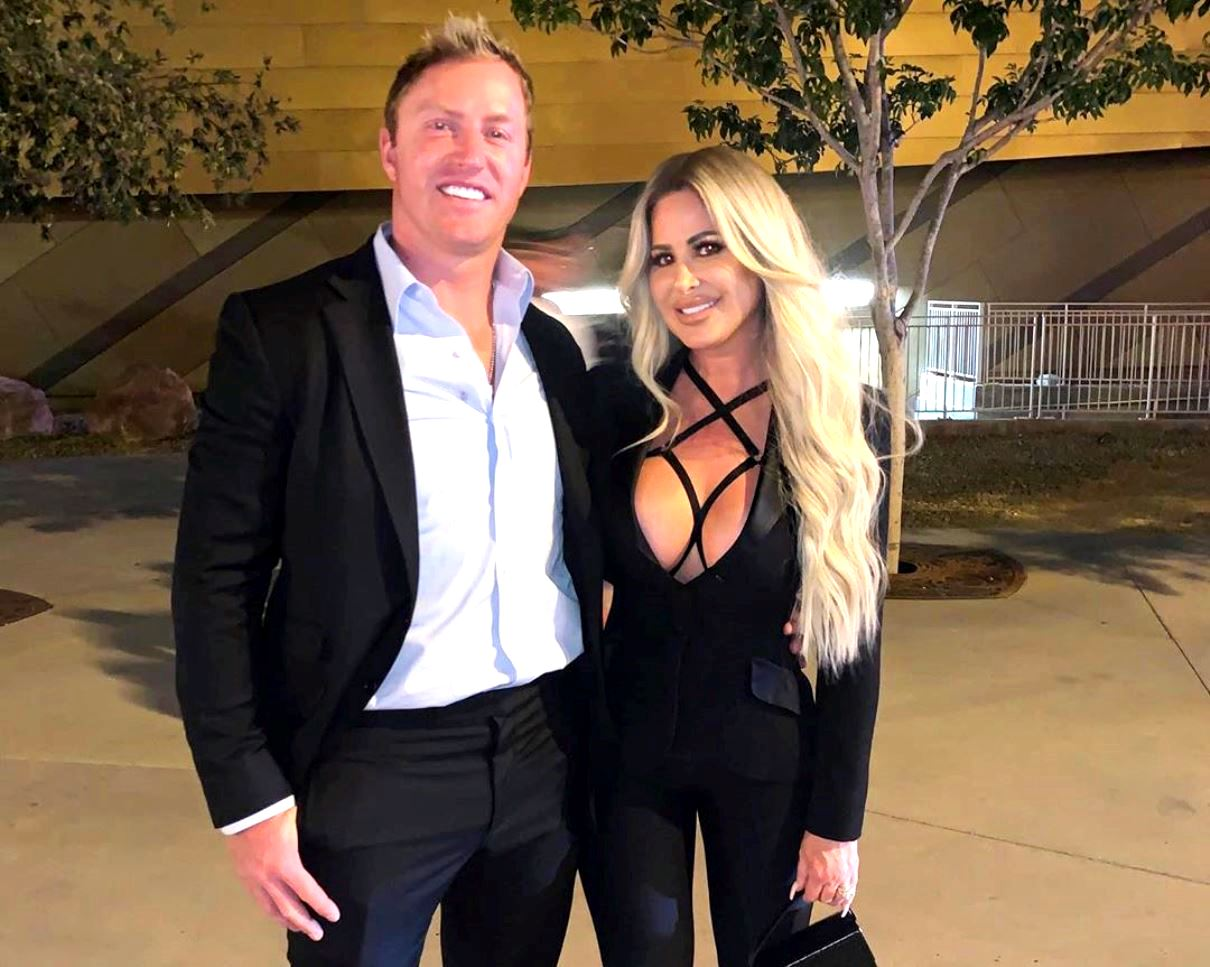 PHOTOS: Don't Be Tardy's Kim Zolciak Shares Racy Pic of Husband Kroy Biermann in a Speedo