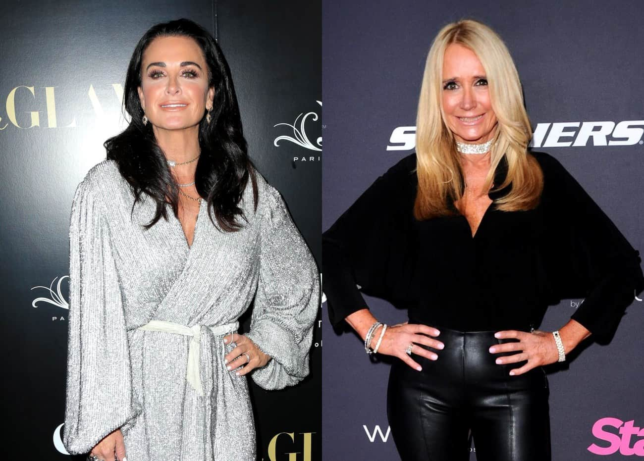 REPORT: RHOBH's Kyle Richards and Sister Kim Richards Aren't Speaking After 'Heated Argument' Following Kim's Alleged Breakdown and Hospitalization