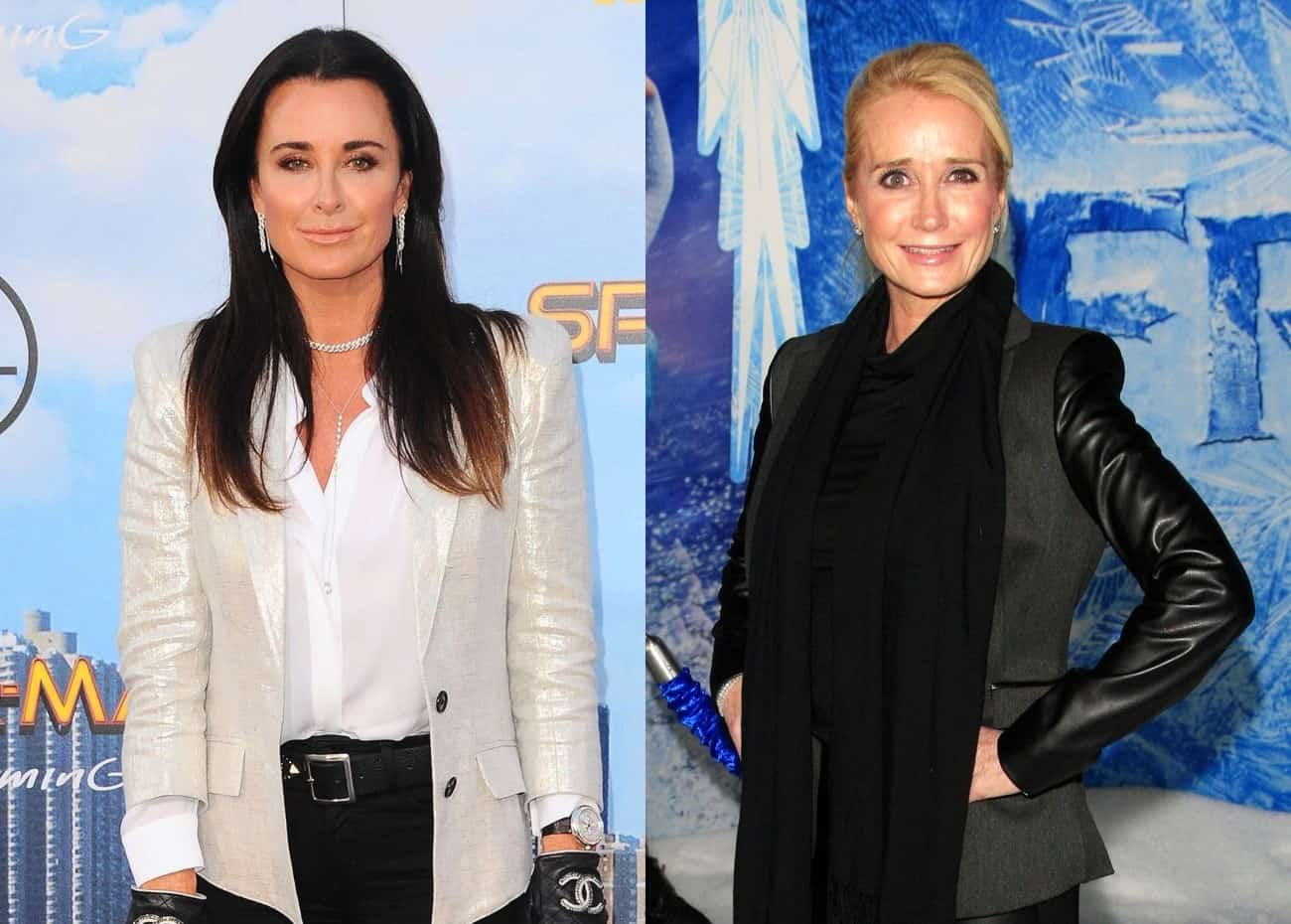 REPORT: RHOBH Star Kyle Richards Wants Sister Kim Richards Back in Rehab Amid Sobriety and Mental Health Concerns as Kim Remains Silent on Social Media