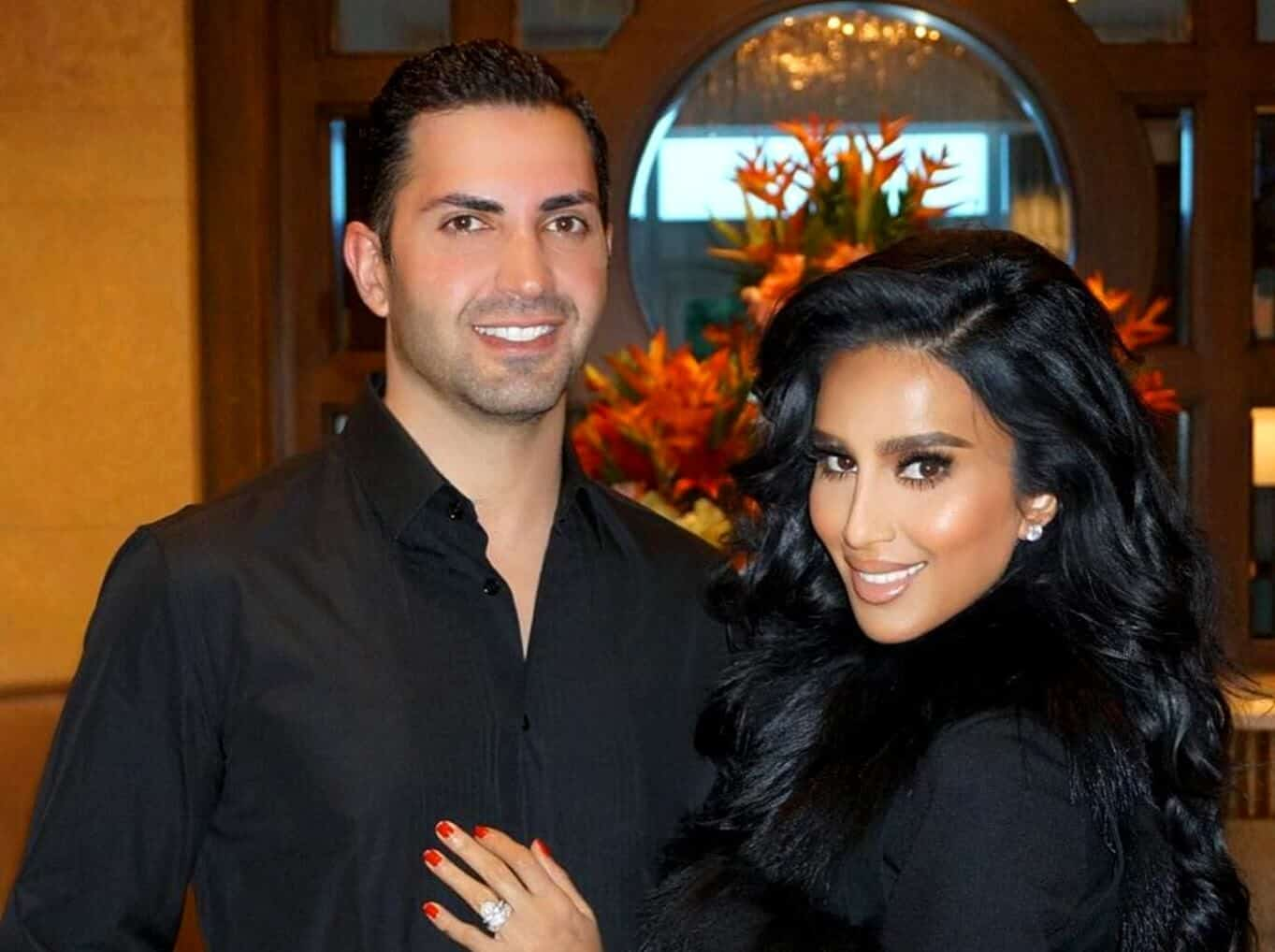 Shahs of Sunset's Lilly Ghalichi Discussed Marital Problems on Instagram Days Before Husband Dara Mir Filed for Divorce, See Her Posts