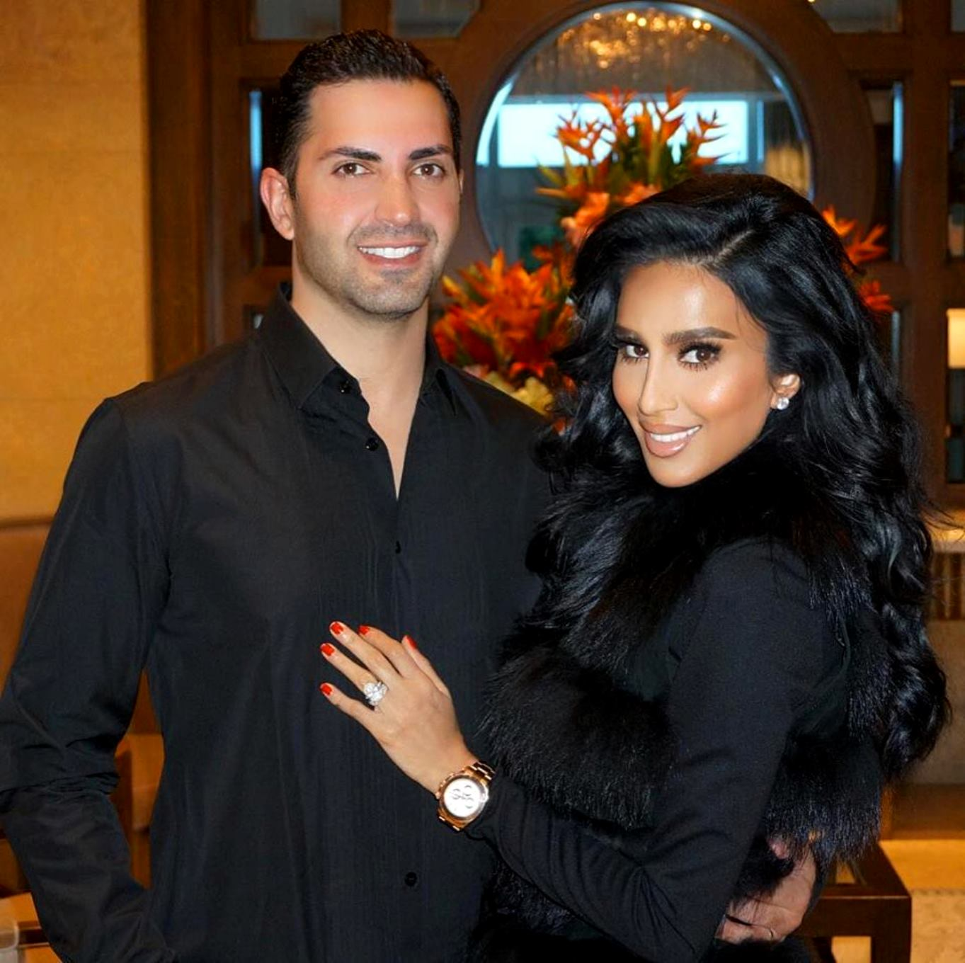 Shahs of Sunset's Lilly Ghalichi Talks Split From Husband Dara Mir After Divorce Filing, Plus See Photos From the Ultra-Glam Party for Her One-Year Old Daughter