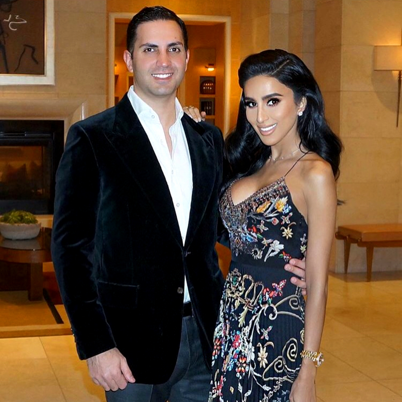 Lilly Ghalichi's Husband Dara Mir Files for Divorce After Two Years of Marriage, Did Former Shahs of Sunset Star See it Coming?