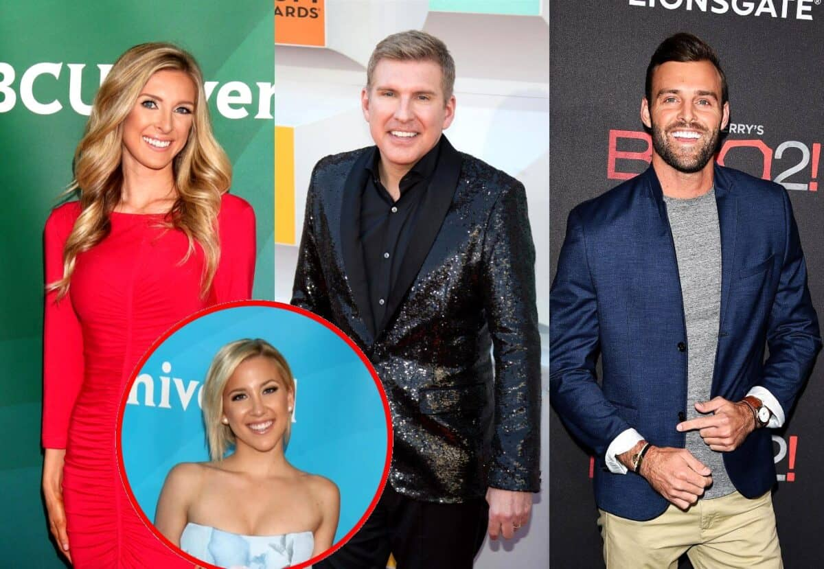 The FBI Gets Involved After Lindsie Chrisley Accuses Dad Todd Chrisley of Extorting Her Over 'Sex Tape' Involving Bachelorette's Robby Hayes, Sister Savannah Breaks Silence