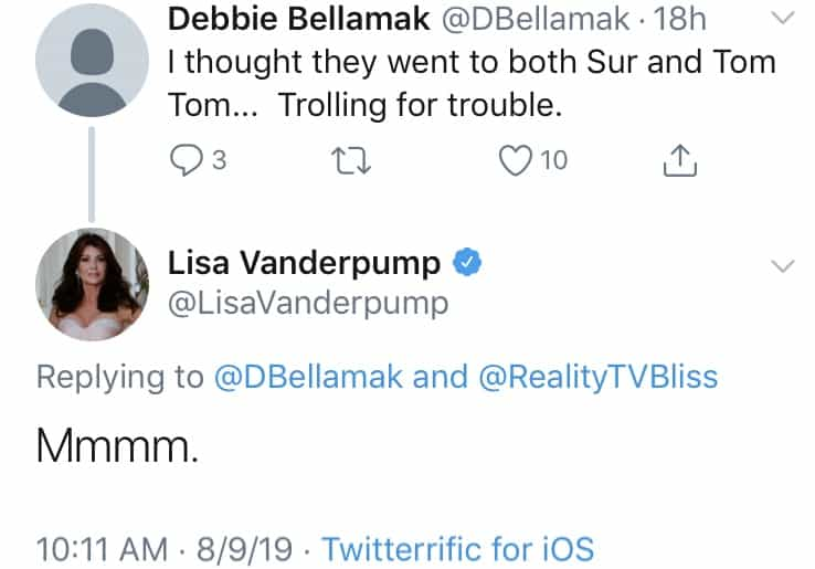 Lisa Vanderpump Not Sure if Denise Richards and Aaron Phypers Were Trolling