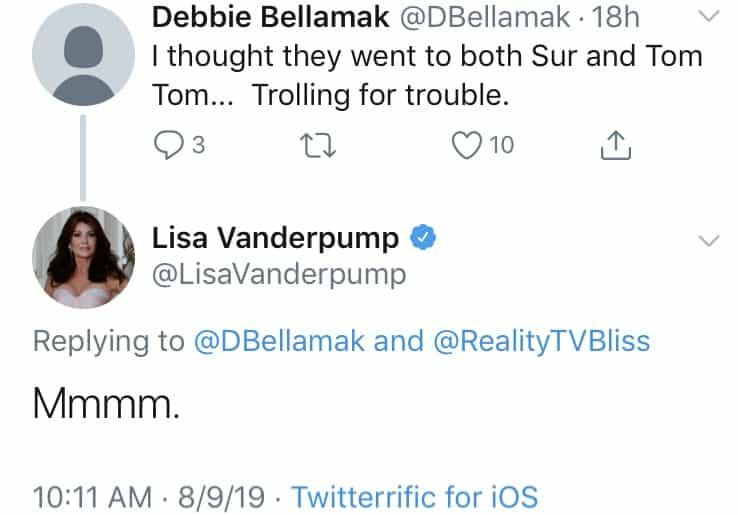 Lisa Vanderpump Not Sure if Denise Richards and Aaron Phypers Were Trolling