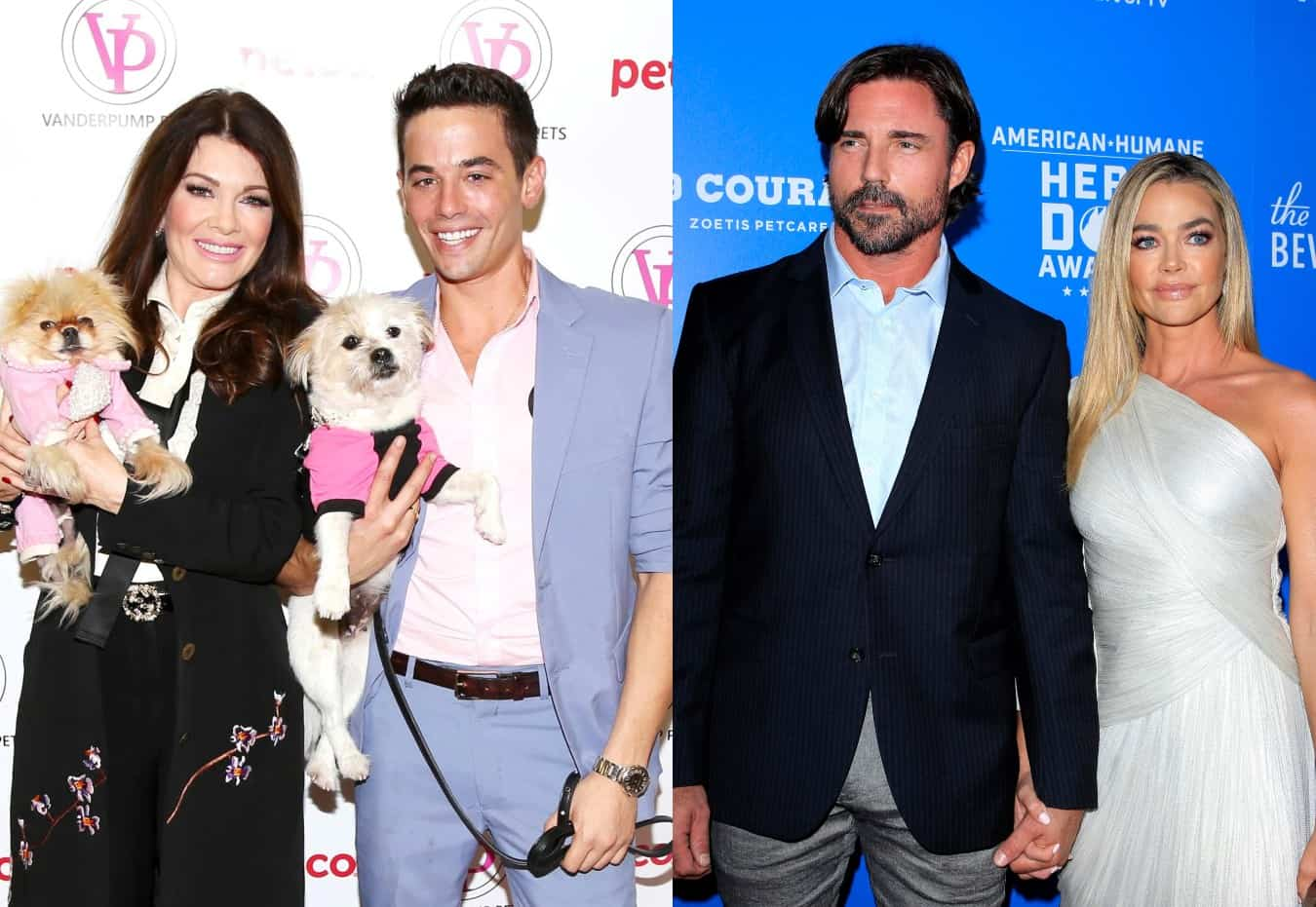 RHOBH's Lisa Vanderpump Reveals Denise Richards' Husband Aaron Phypers Threatened to Sue John Sessa in Shared Text Message