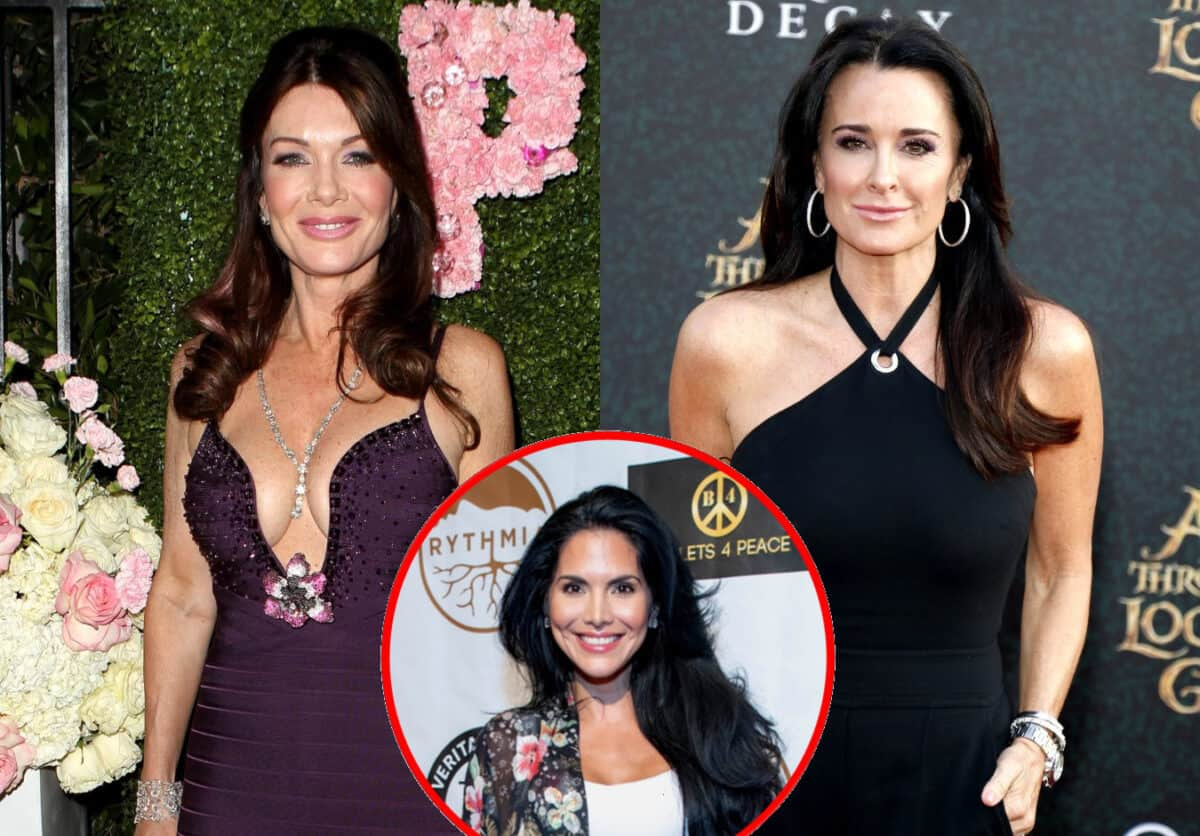 Does Lisa Vanderpump Believe Kyle Richards Leaked Puppy Gate Story? Plus RHOBH Star Reveals Joyce Giraud Warned Her About Kyle Years Ago