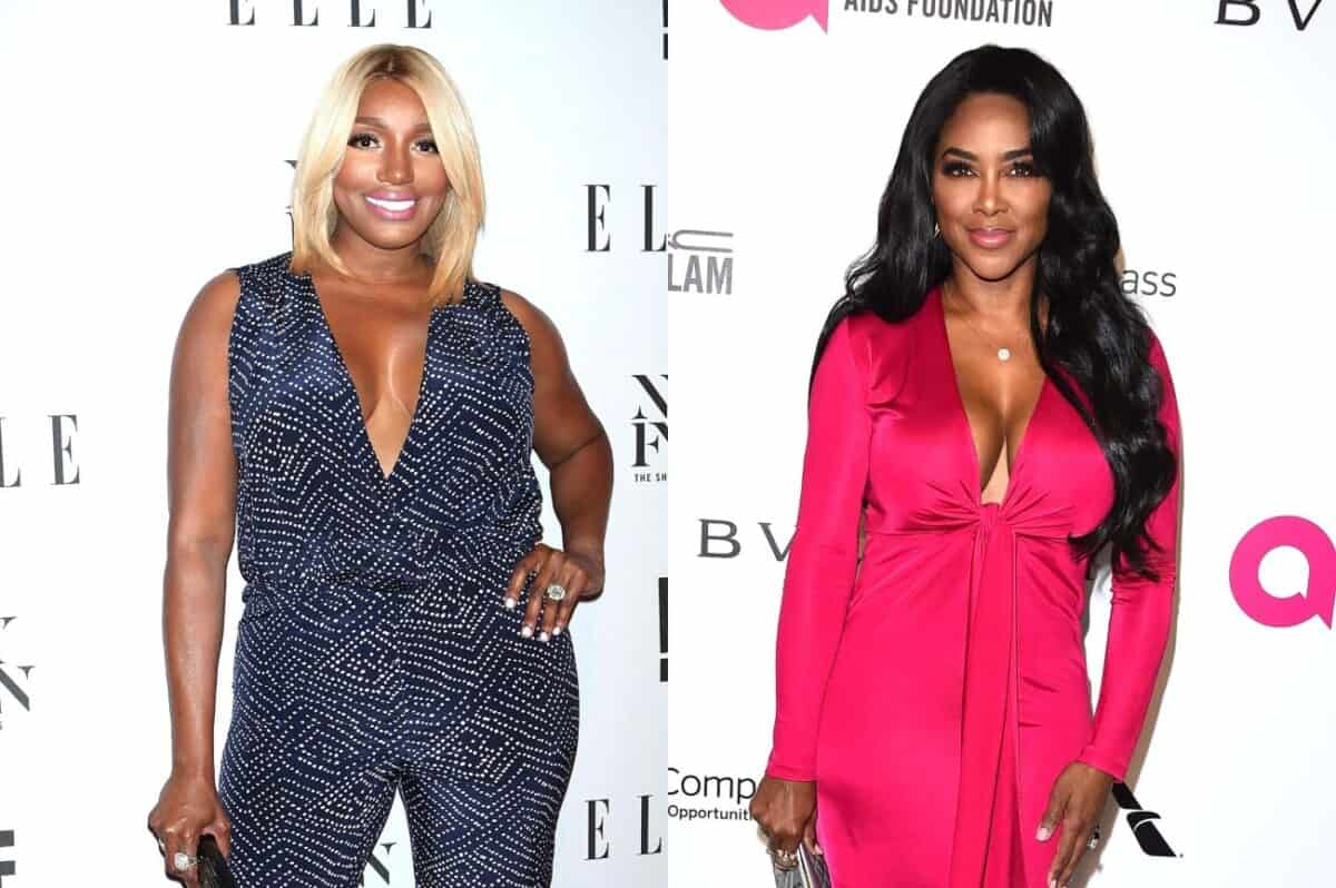 REPORT: RHOA's Nene Leakes Attempted to Split on Kenya Moore Amid Fight Over Nene's Friendship With Marc Daly