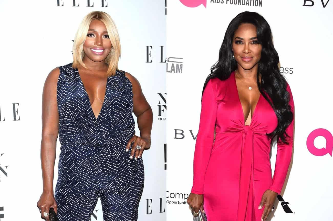 "RHOA Star Nene Leakes Responds to Backlash Over Lack of Sympathy for Kenya Moore's Divorce: ""I Don't Owe This Monster NOTHING!"""