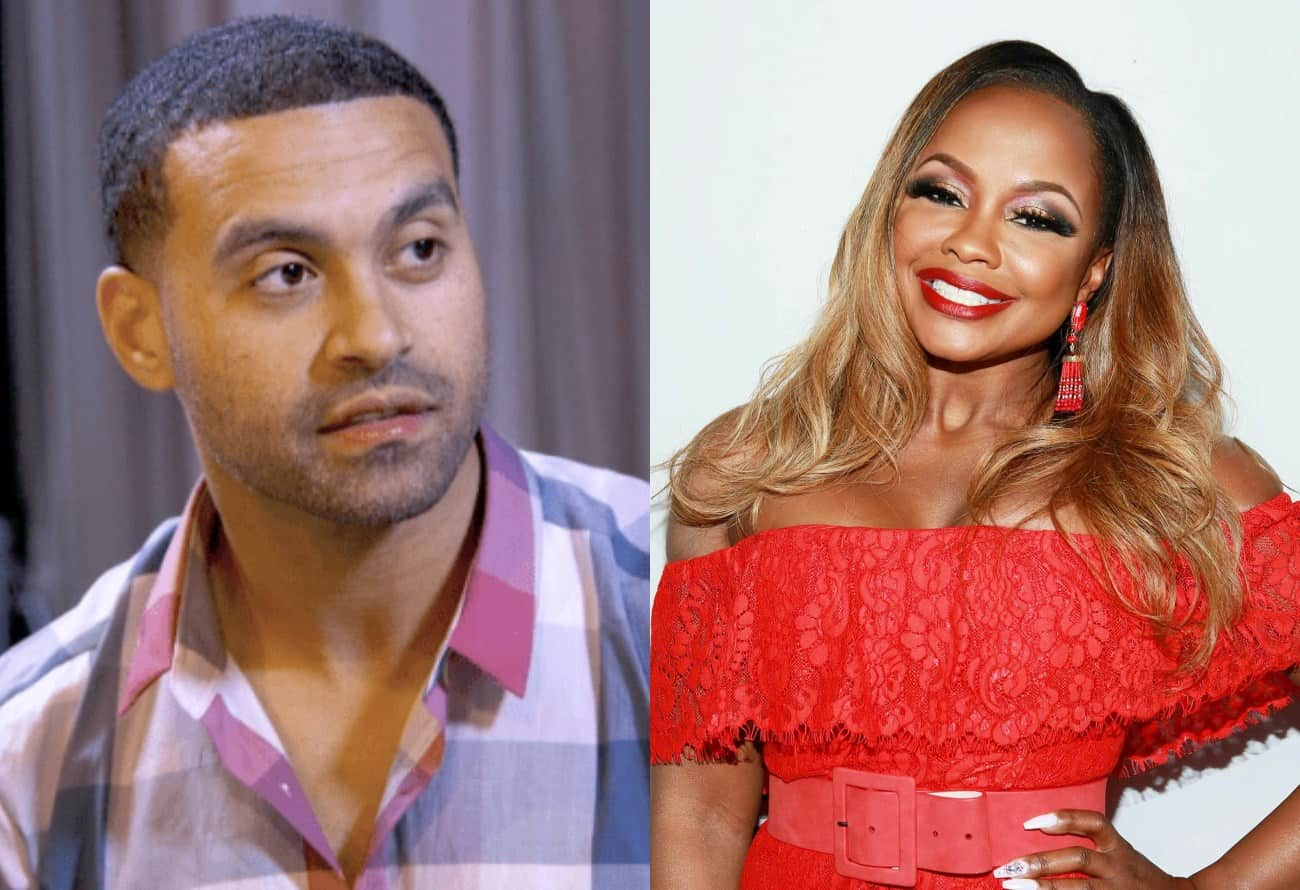 Is RHOA's Phaedra Parks Keeping Her Kids Away From Ex-Husband Apollo Nida After His Prison Release? See His Heartbreaking Instagram Post