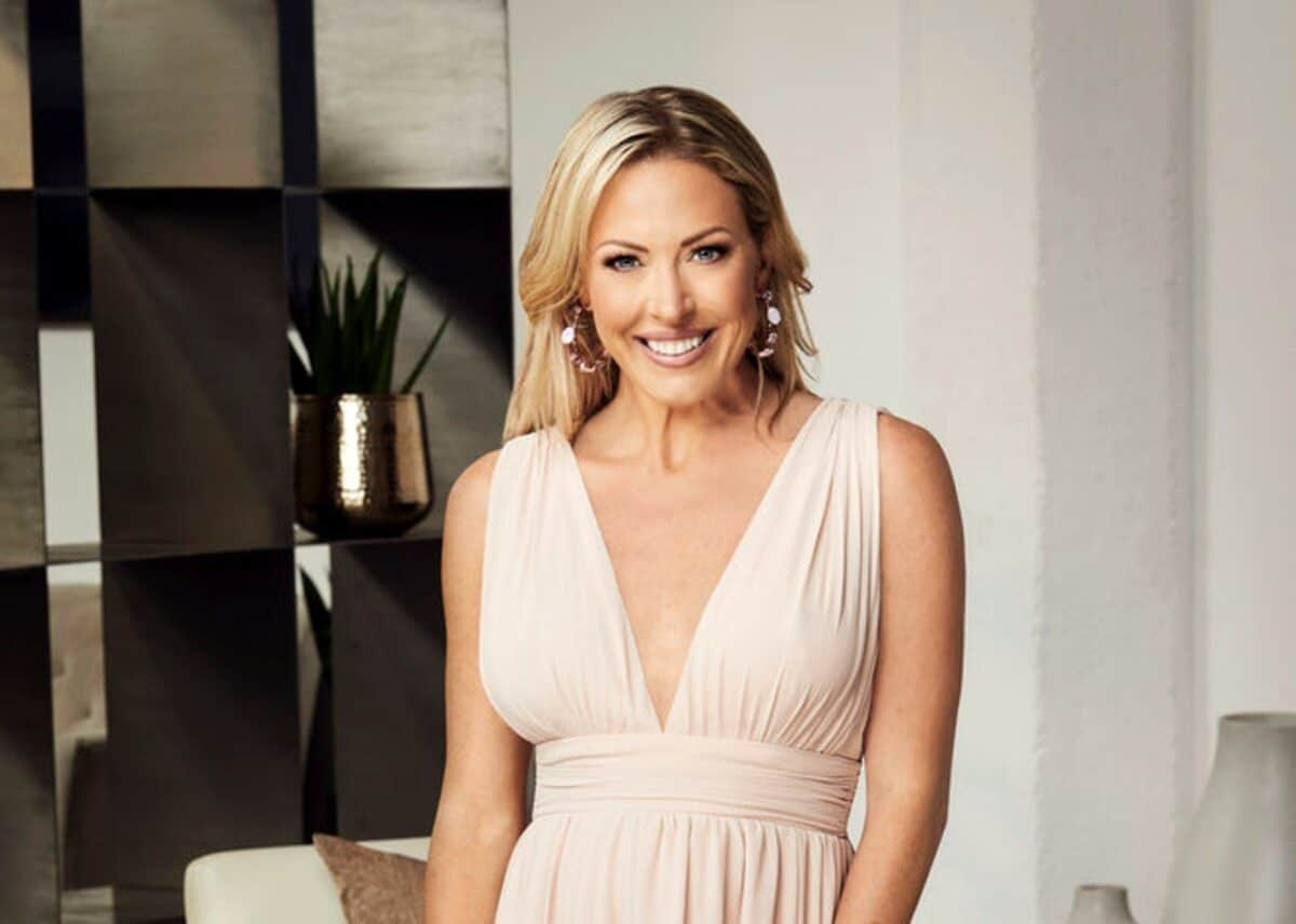 "RHOC Star Braunwyn Windham-Burke Teases ""Old Issues"""