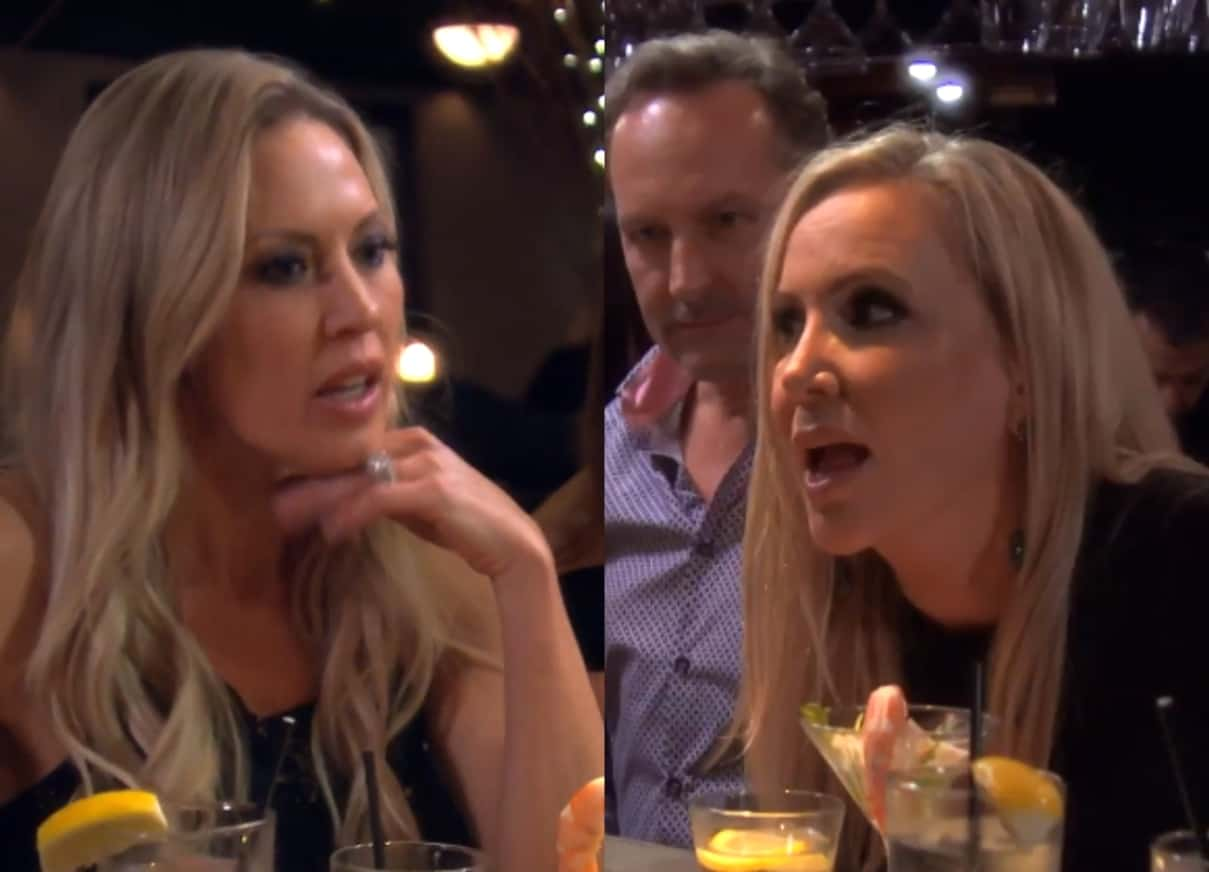 The Real Housewives of Orange County Premiere Recap