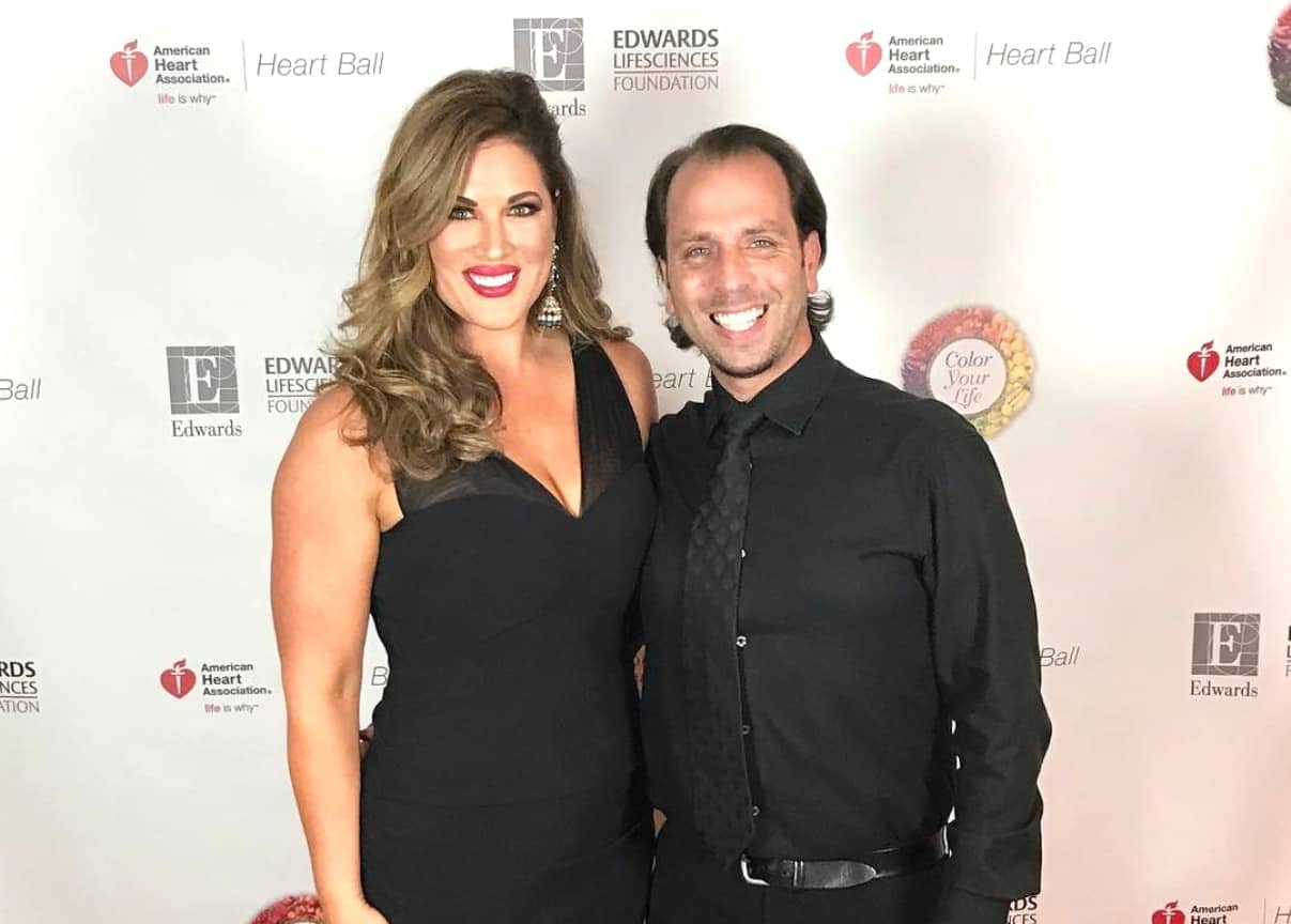 RHOC Star Emily Simpson's Husband Shane Simpson Has Taken the Bar Exam Again
