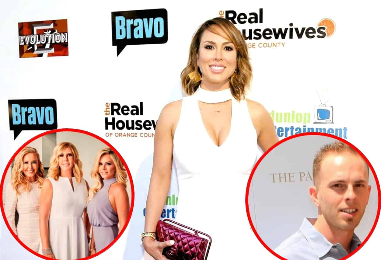 """Kelly Dodd Slams the Tres Amigas as """"Washed Up B-tches"""" and Throws Shade at Tamra's Son Ryan Vieth"""