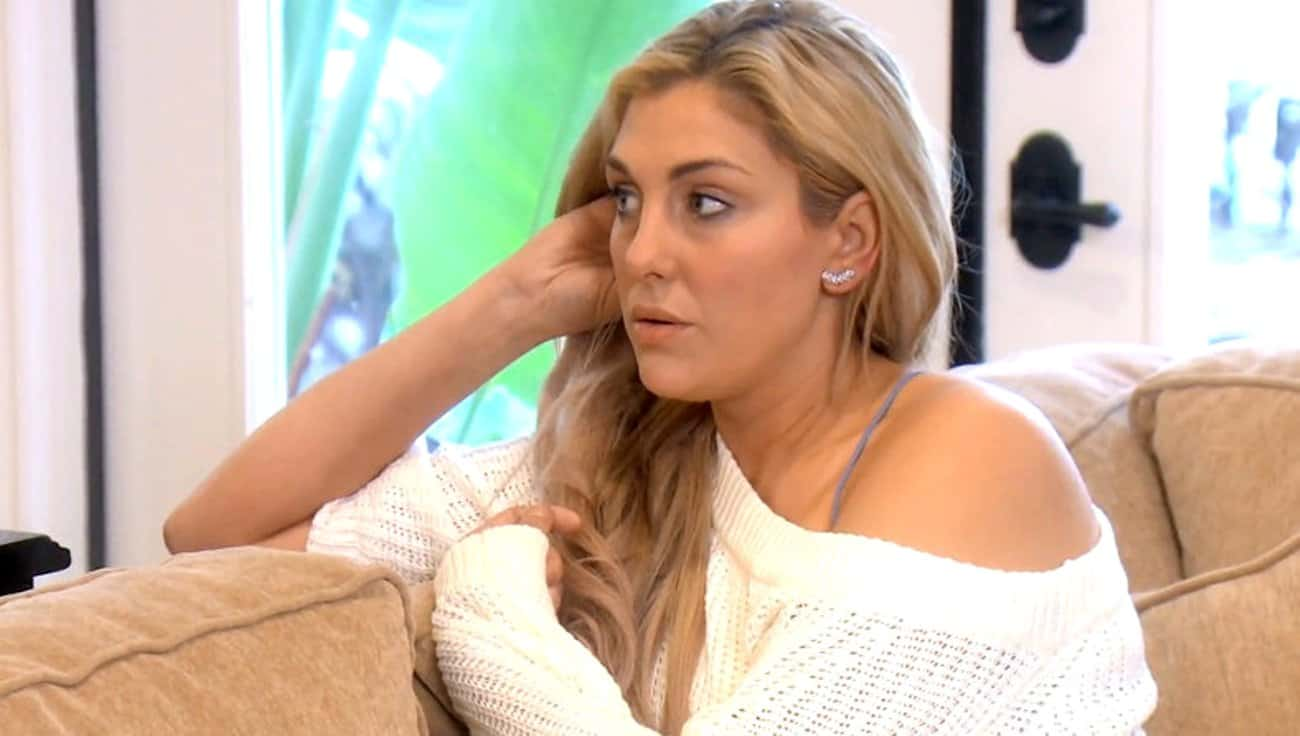 The RHOC Recap: Gina Reveals Her Husband's Affair is What Led to Divorce