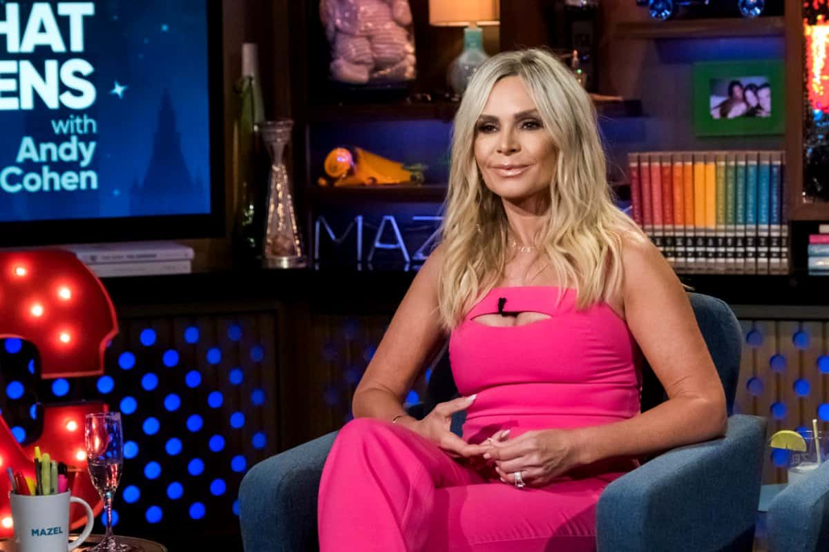 "Ex RHOC Star Tamra Judge Explains Why She ""Rarely"" Posts Photos of Her Kids"