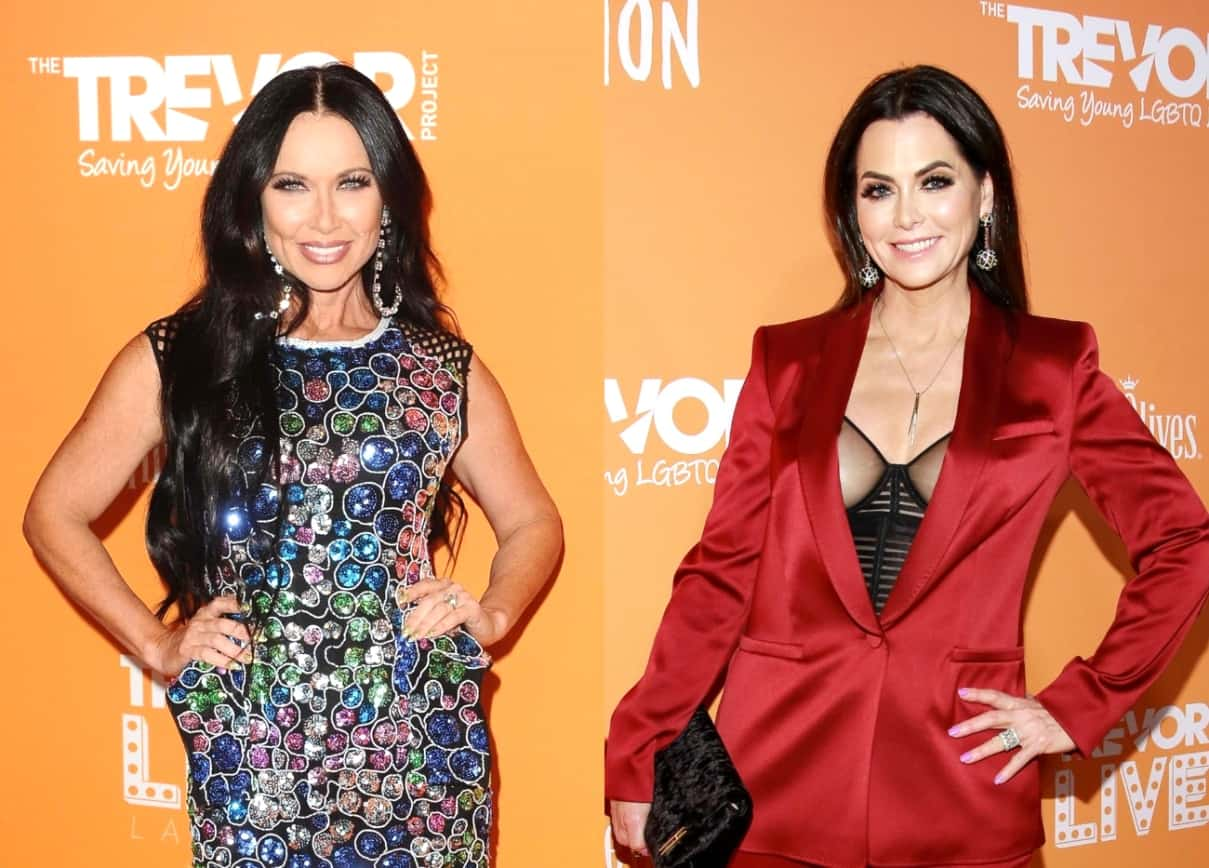 RHOD Star LeeAnne Locken Reveals the Status of Her Friendship with D'Andra Simmons, Accuses Mama Dee of Influencing D'Andra