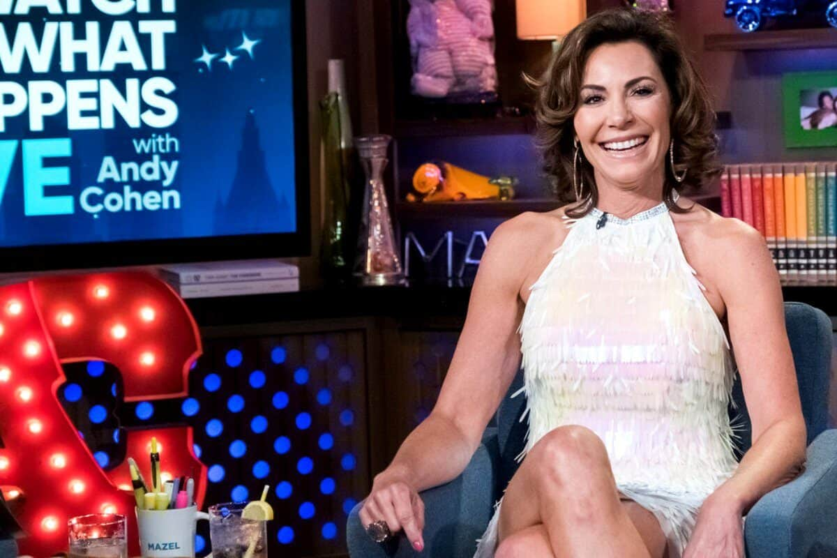 RHONY's Luann de Lesseps Admits Her Regrets About Season 11