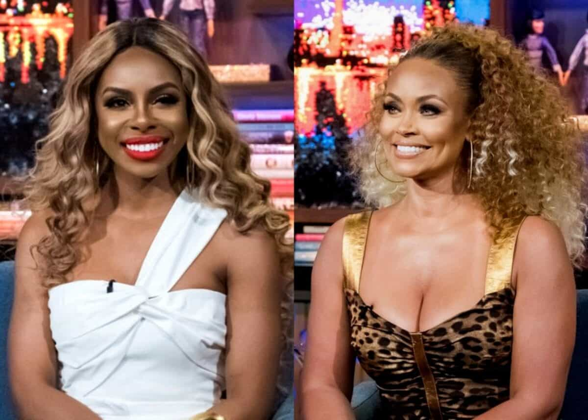 "RHOP Star Candiace Dillard Claps Back at Gizelle Bryant After She Calls Her $2 Million House-Hunt ""Laughable"" Plus Candiace Reveals Her Home Budget!"