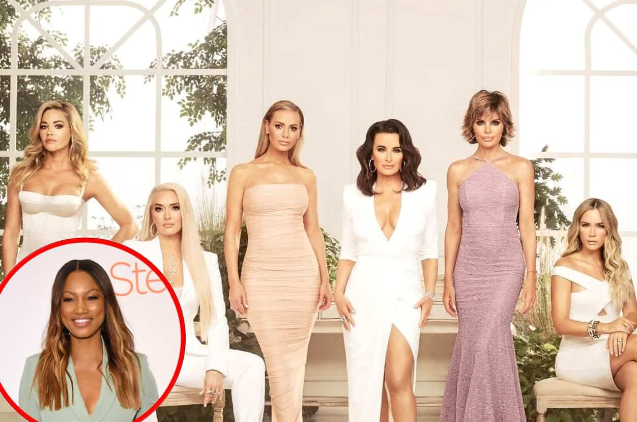 REPORT: RHOBH Cast Was Blindsided by Garcelle Beauvais' Addition to the Cast, Was She Given Lisa Vanderpump's Salary?