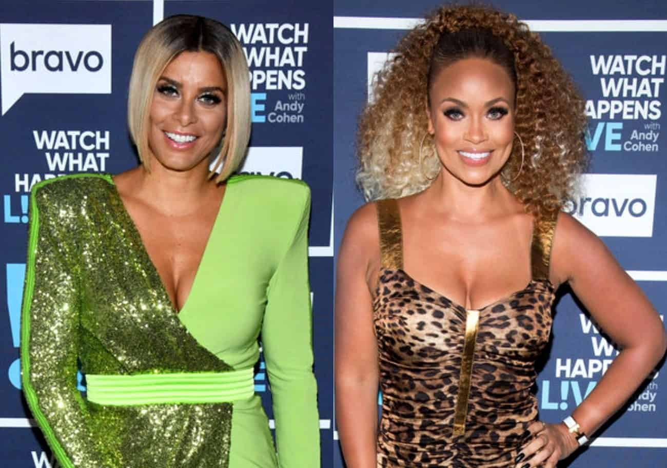"Robyn Dixon Calls Out Gizelle Bryant for Ruining Her Open House, Plus See RHOP Reunion PHOTOS as Andy Teases ""Big Drama"""