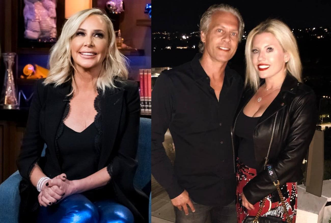 RHOC's Shannon Beador on What Surprised Her About Ex David's Fiancee Lesley's Pregnancy, Admits They Have 'No Co-Parenting Relationship' and Shares How He Reacted to Daughters' COVID-19 Diagnoses