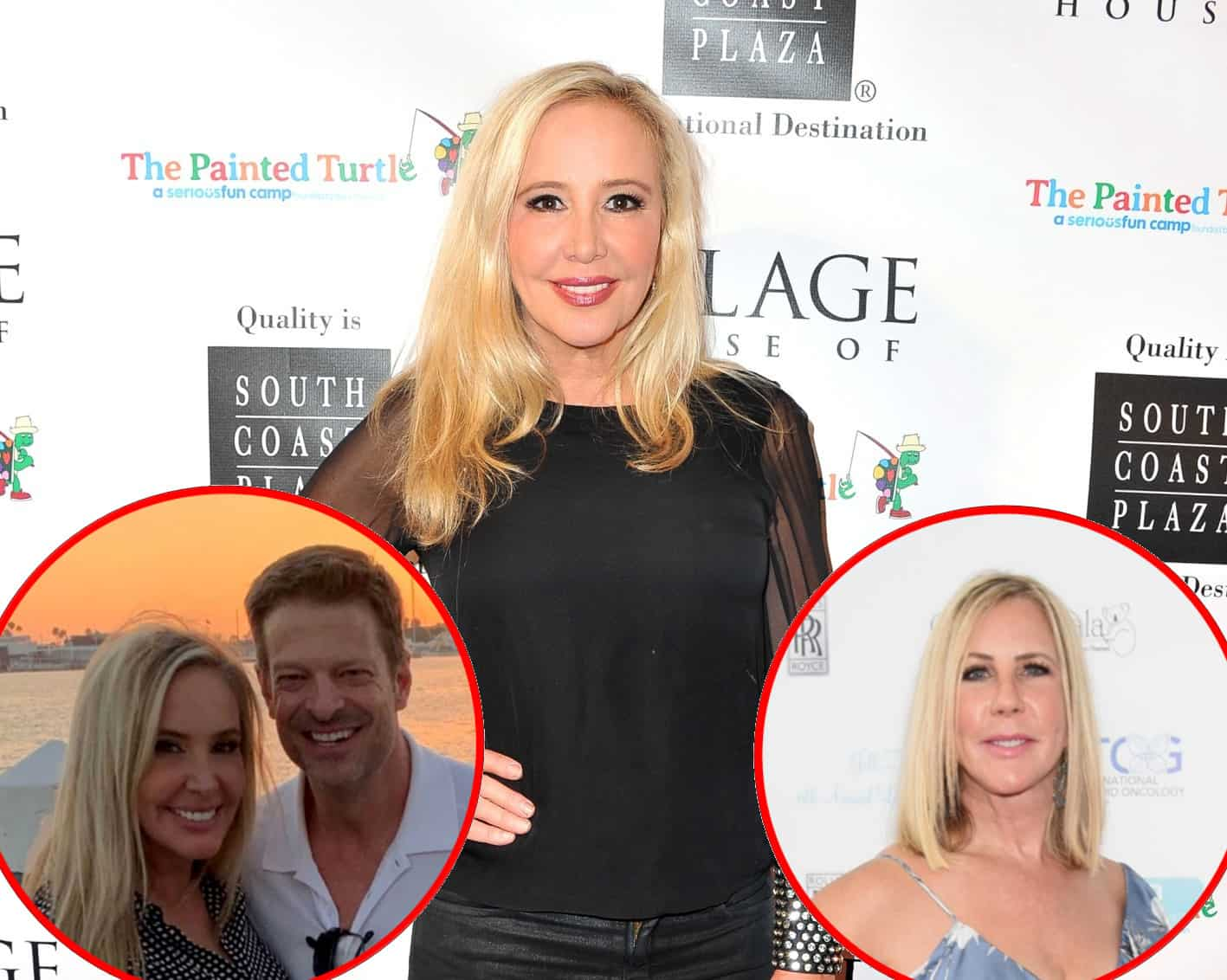 RHOC's Shannon Beador Confirms She Has a New Boyfriend and Addresses Vicki Gunvalson's Demotion, Plus She Dishes on 40-Pound Weight Loss