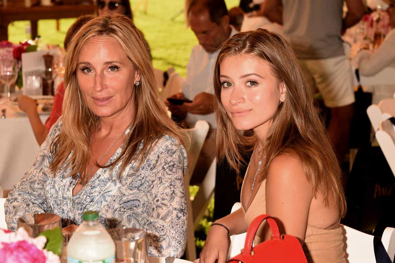 Sonja Morgan Says All of Her RHONY Costars Knew Where Her Daughter Was Going to College Except LuAnn de Lesseps, Dishes on Motherhood and Season 11 Drama