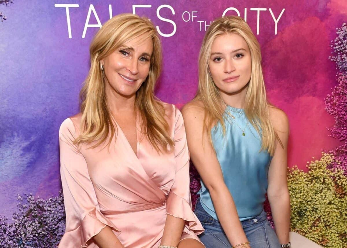 PHOTO: RHONY Star Sonja Morgan's Daughter Quincy Adams Morgan Shows Off Her Decorated Pennsylvania Apartment, See the Chic Details Inside!