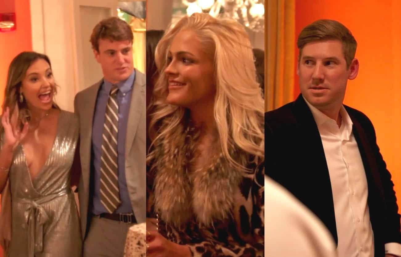 Southern Charm Finale Recap: Shep Shows Up to Party With the Women From Austen's Video