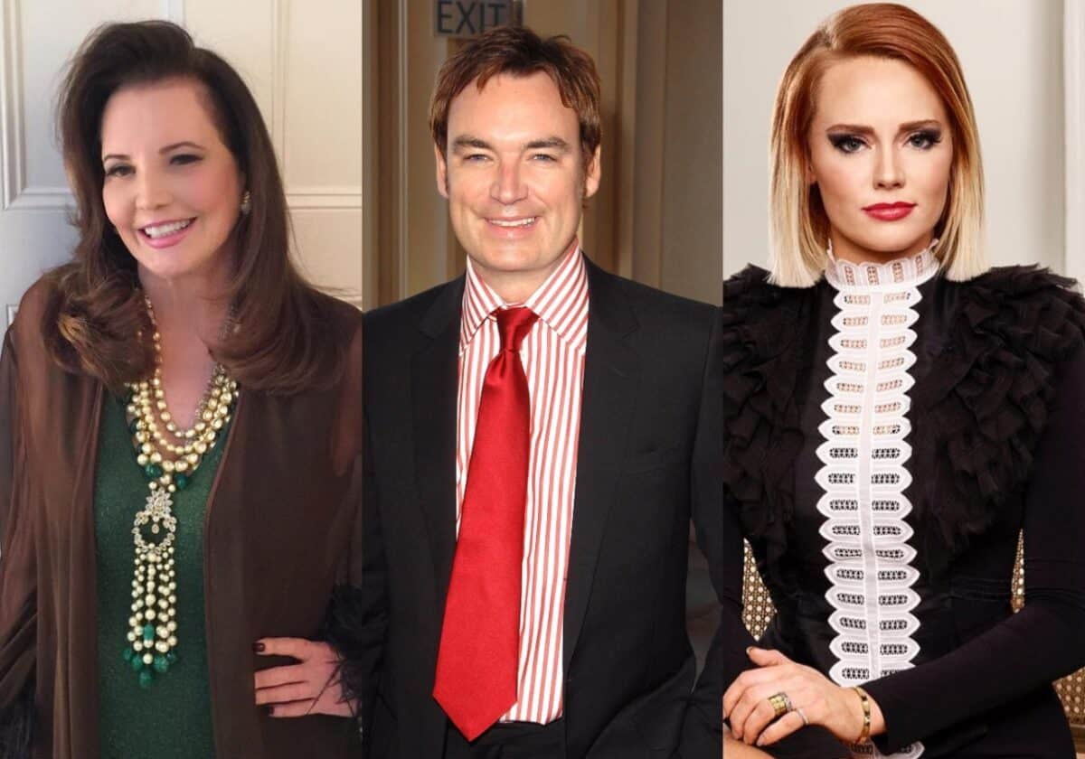 Southern Charm's Patricia Altschul Reveals Real Reason Whitney Denied Hook-Up With Kathryn Dennis