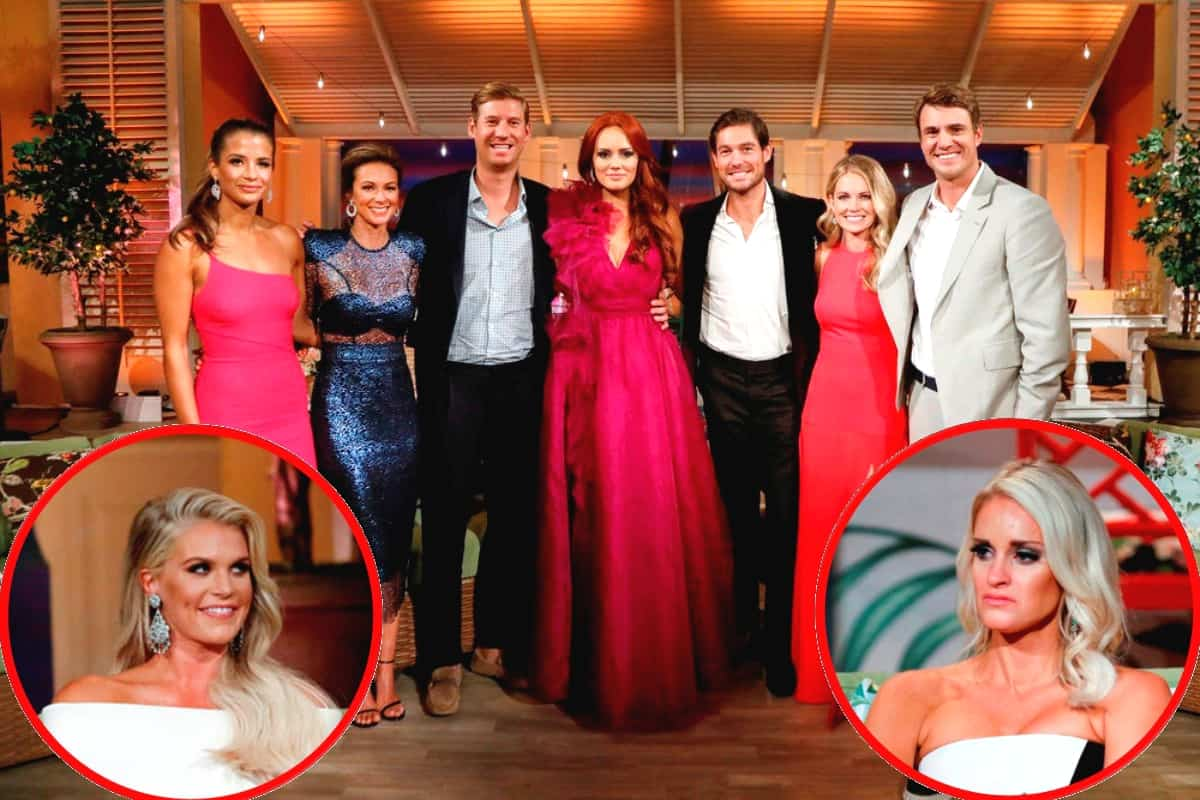 Southern Charm Reunion Part 2 Recap
