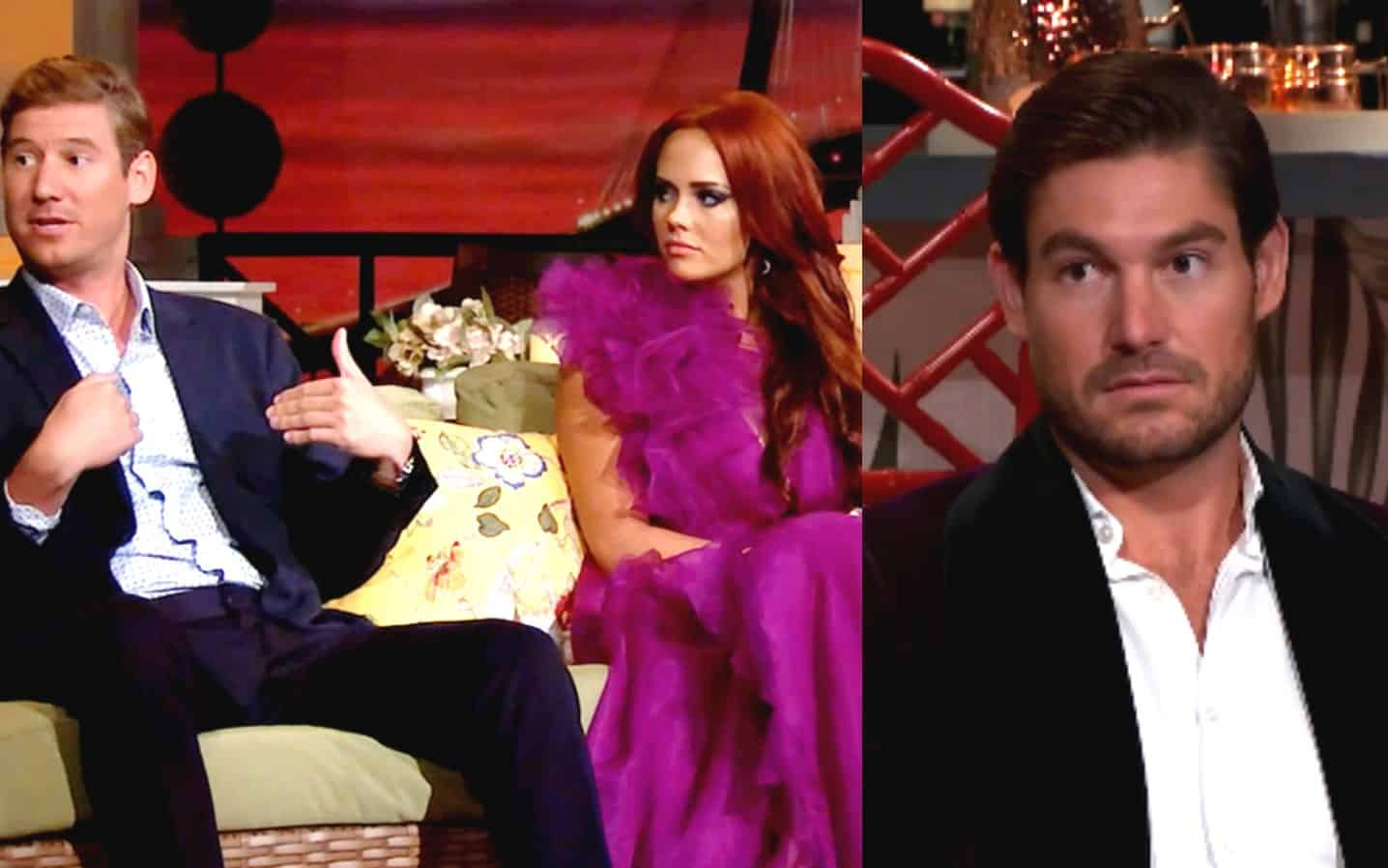 VIDEO: Watch the Southern Charm Reunion Trailer! Kathryn Dennis' Sobriety is Questioned by Costars as Adderall Accusations are Made Against Craig, Plus Austen Reveals If He's Back With Madison