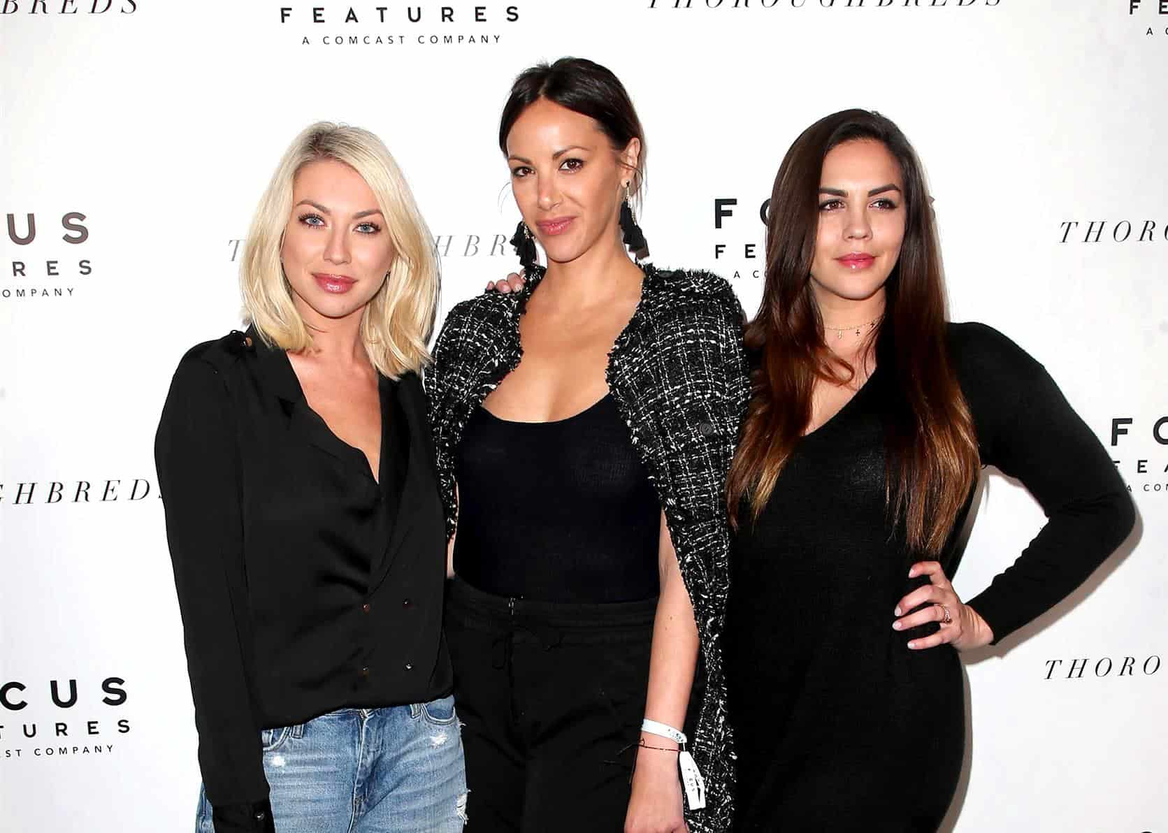 Stassi Schroeder's Mom Dayna Hints Kristen Doute is Feuding With Vanderpump Rules Cast, Did a Fight at Jax and Brittany's Wedding Prompt the Drama?