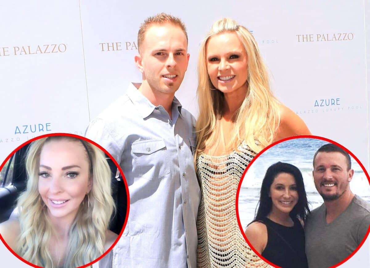 Tamra Judge's Son Ryan Vieth Says He's Quitting the RHOC as He Responds to Ex-Girlfriend Sarah Rodriguez's Leaked Threatening Texts, Plus He Accuses Her of Cheating With Bristol Palin's Ex Dakota