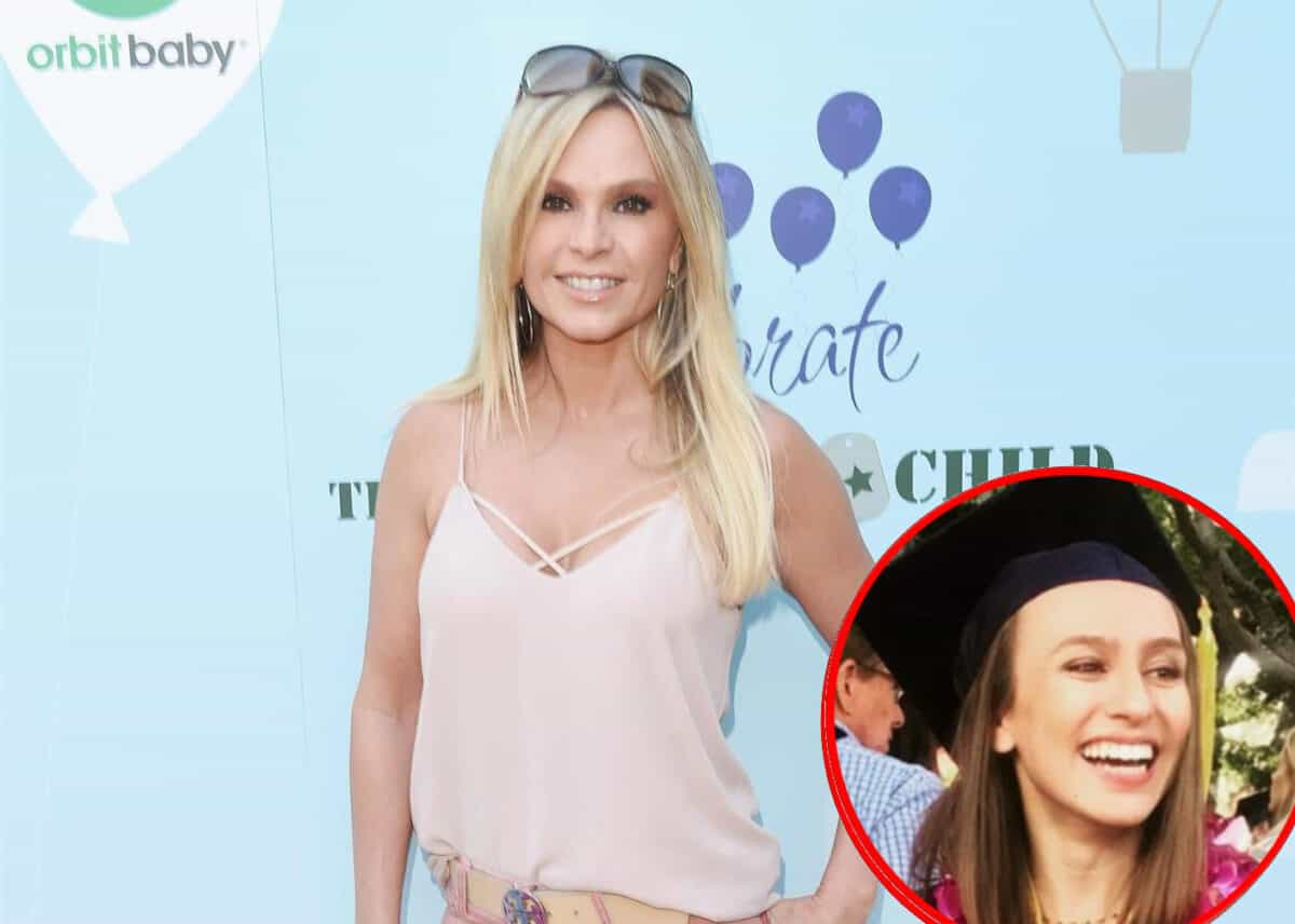 RHOC Star Tamra Judge Gives Update on Relationship With Daughter Sidney, Plus She Reveals Her Biggest Life Regret and Addresses Major Misconception People Have About Her